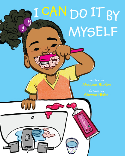 I Can Do It book cover.