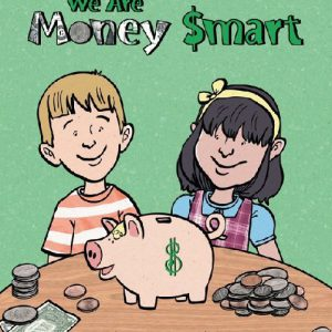 We Are Money Smart book cover.